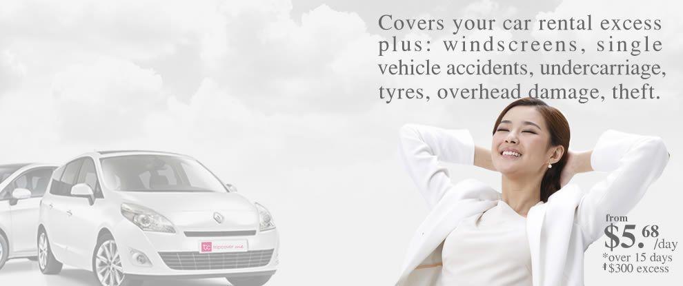 Car Rental Insurance Excess Tripcover Car Rental Rental