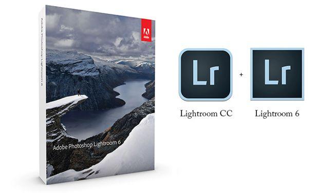 How to update lightroom 6