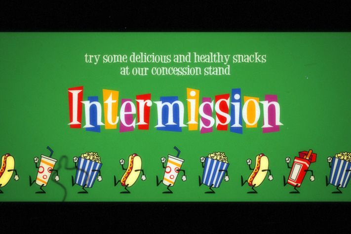 Drive In Movie Intermission Cartoons Google Search Concession Stand Movie Snacks Intermission