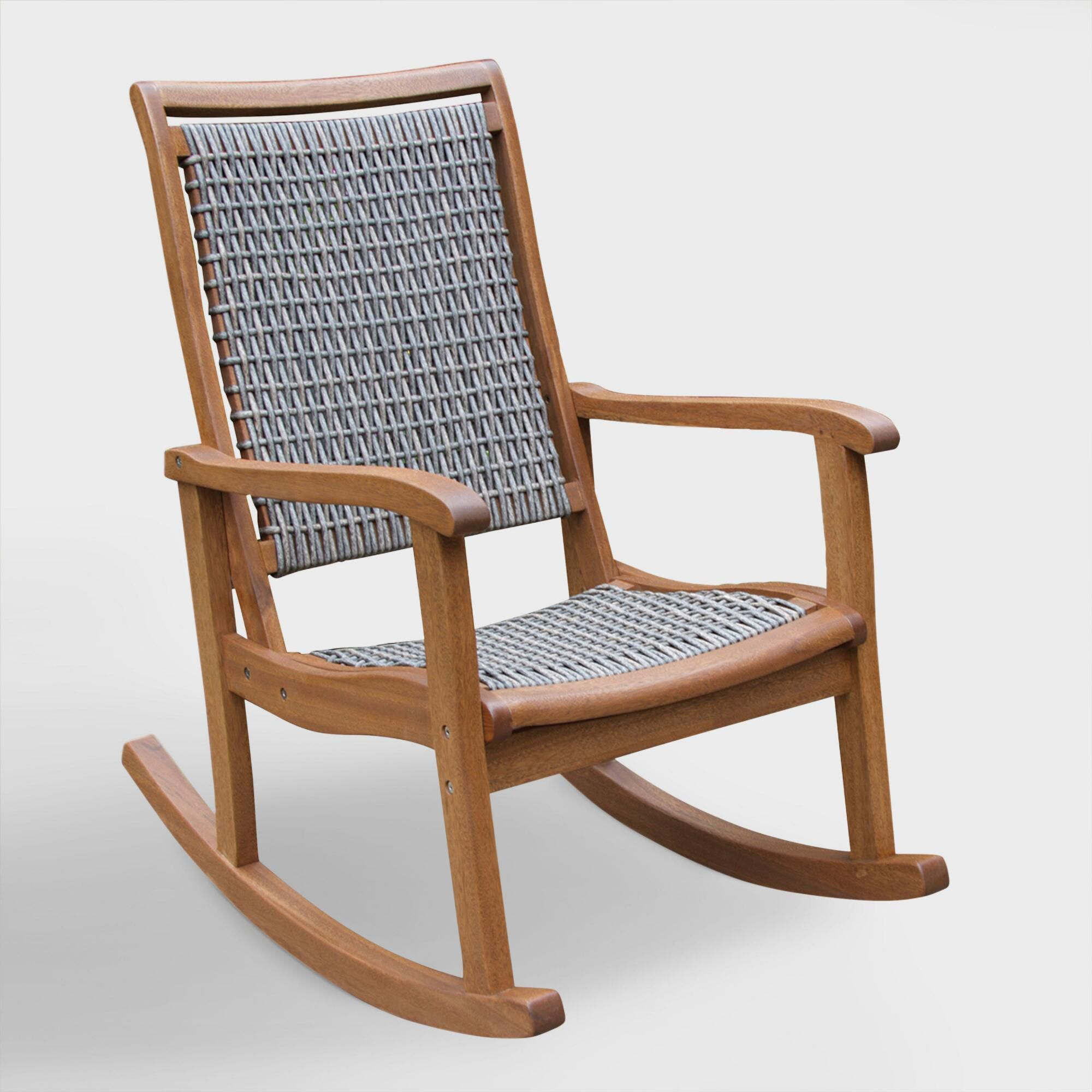 15 Stylish Outdoor Rocking Chairs You Ll Want To Lounge In All