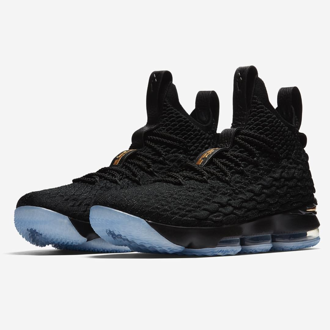 abbc0eab6c0 A Finals themed Nike LeBron 15 is in the works. Will  Kingjames return for