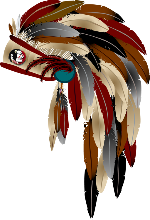 Pin By Holly Brown On Fsu Native American Headdress Native American Symbols Native American Feathers