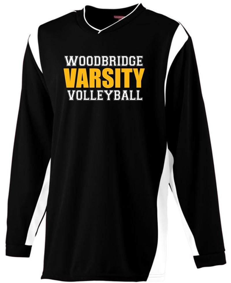 6195c5958a3a varsity volleyball warm up shirt designs - Google Search