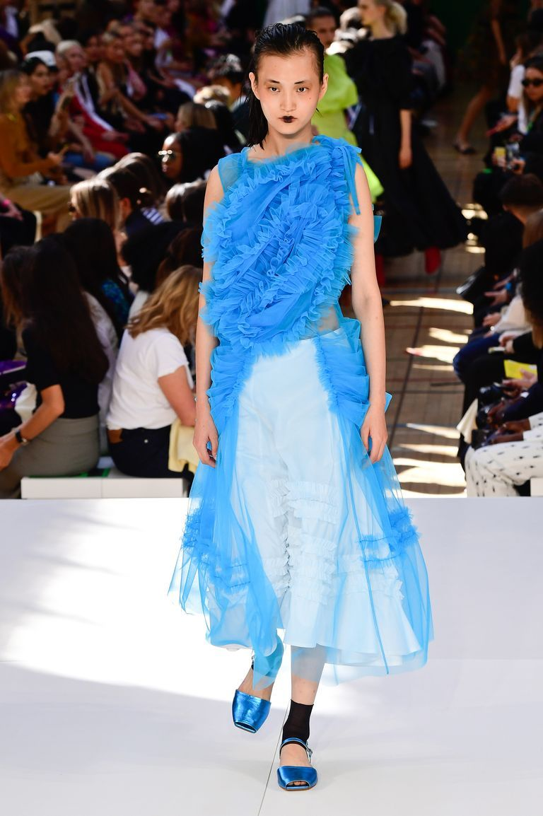 The Best And Weirdest Looks From London Fashion Week Fashion London Fashion Week Fashion Week
