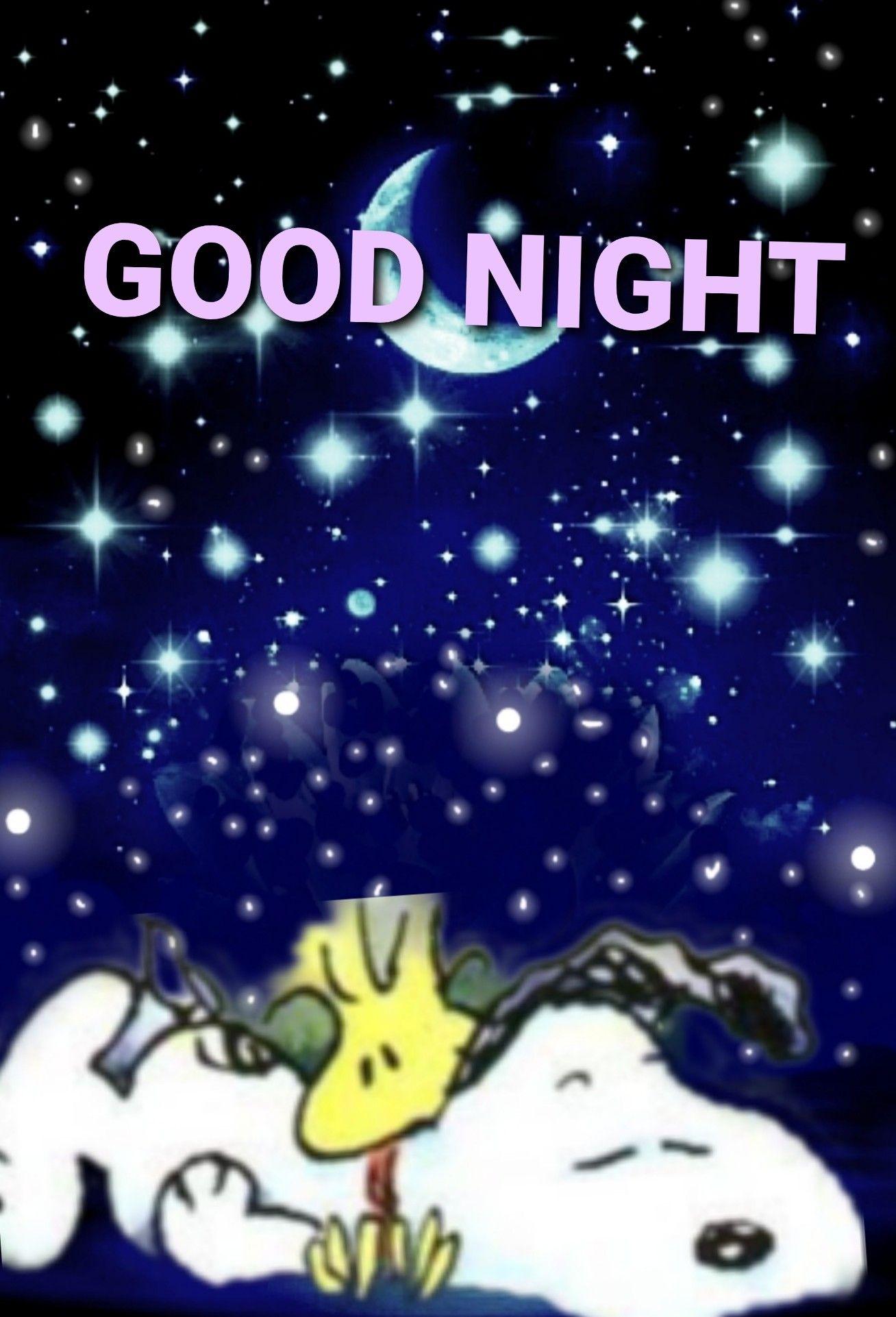 スヌーピー Good Night Snoopy Clip Art Snoopy Quotes Snoopy And Woodstock