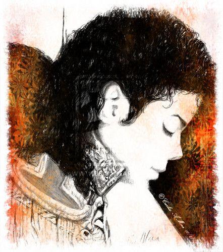 Fan Art of michael for fans of Michael Jackson.