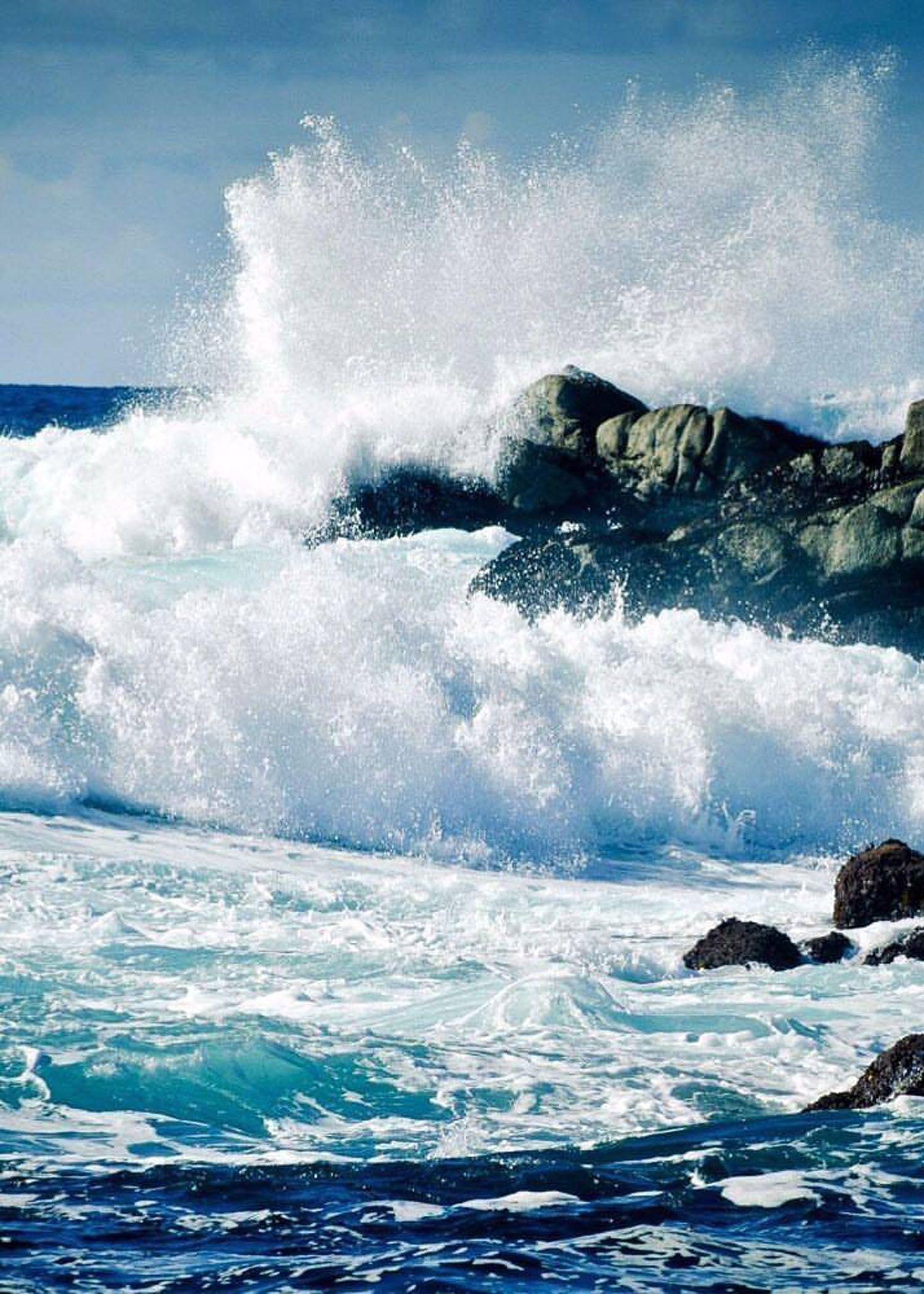 Unstoppable Power Ibizaposidonia Mediterranean Sea Natural Beauty Hermosa Naturaleza Olas De Mar Paisajes