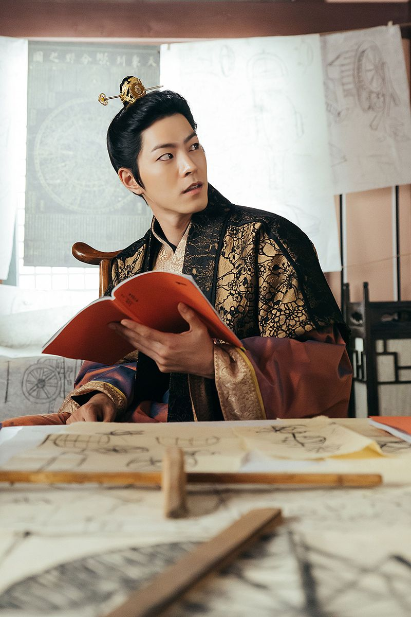 Tags: K-Drama, Moon Lovers: Scarlet Heart Ryeo, Hong Jong-hyun