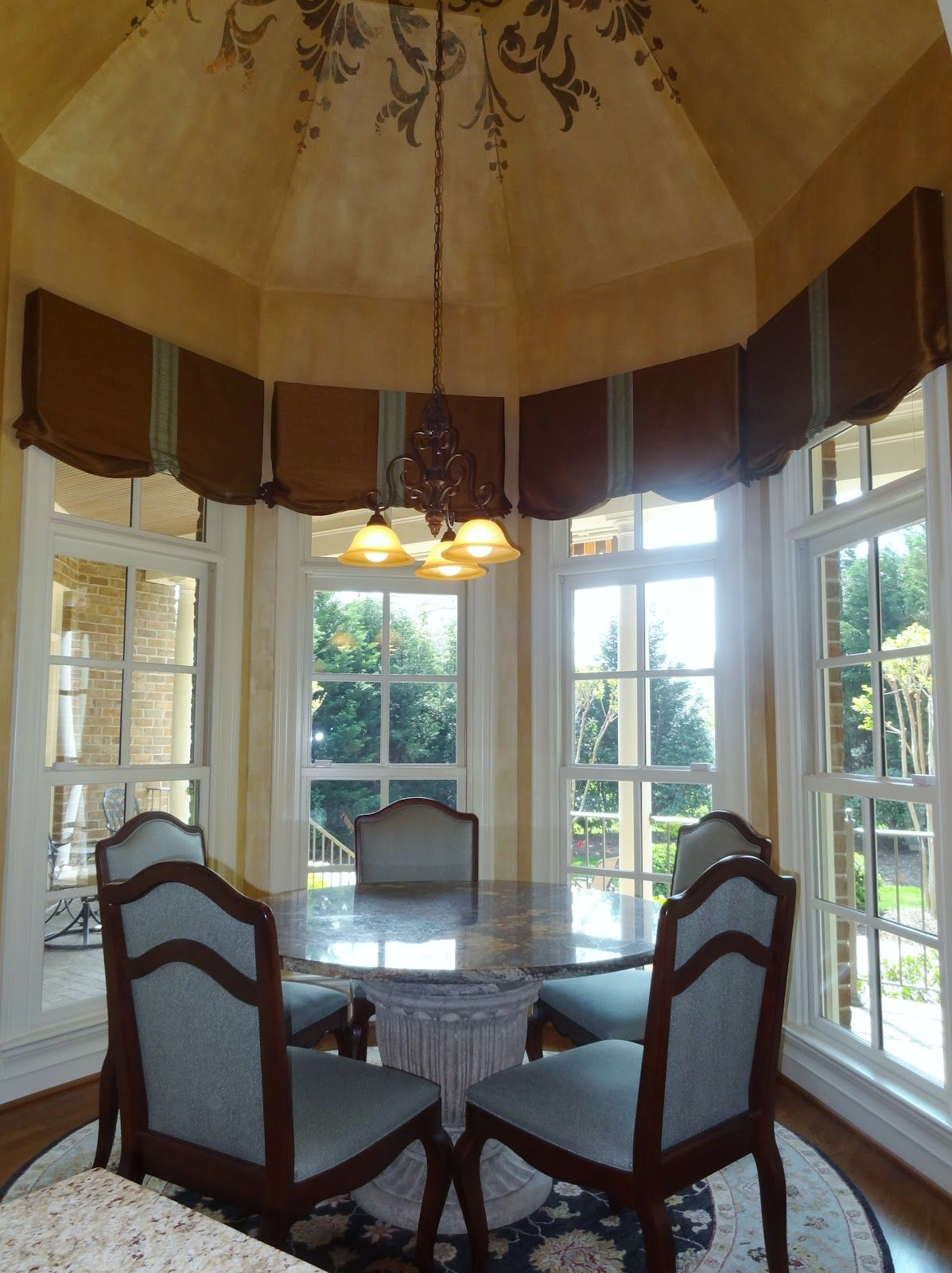 Tall Window Treatment Ideas | ... Tall Ceilings Window Treatment Group Llc  Other High