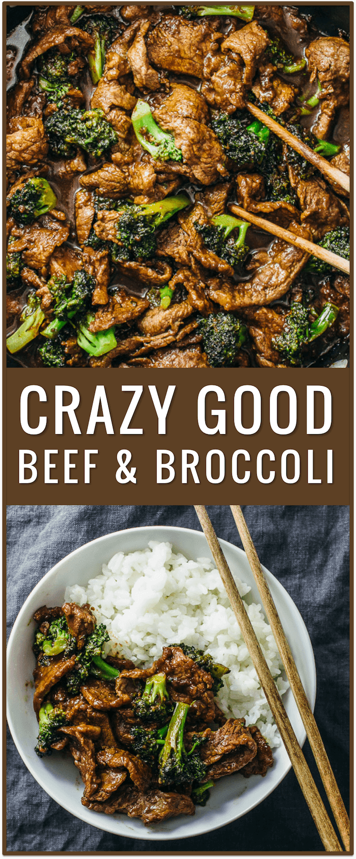 Crazy Good Beef And Broccoli - Savory Tooth