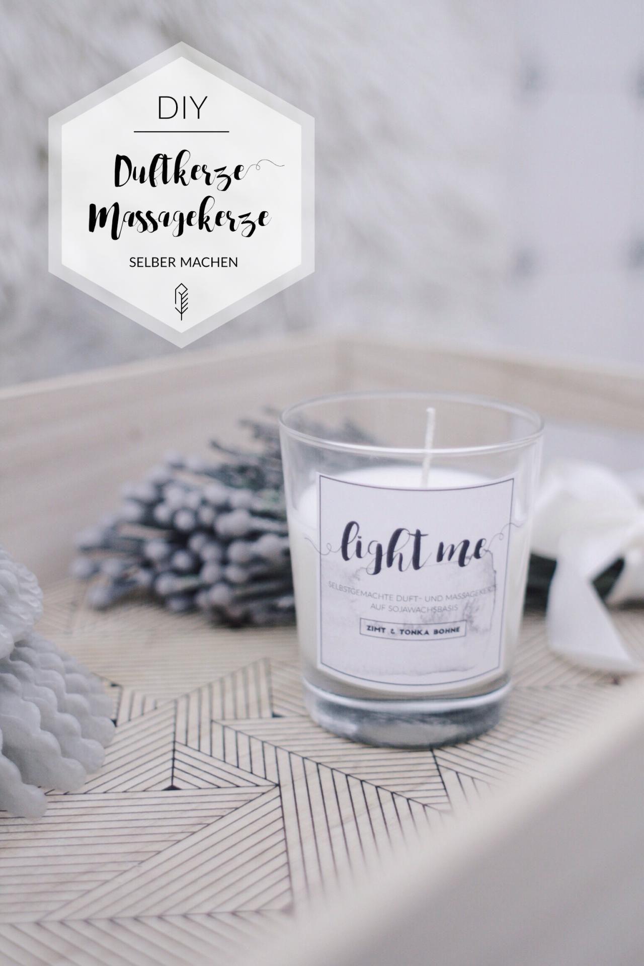 Cozy Winter: Duftkerzen für Zuhause | Selbstgemachte geschenke ...