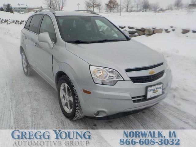 Gregg Young Norwalk >> Used 2014 Chevrolet Captiva Sport Lt For Sale At Gregg Young