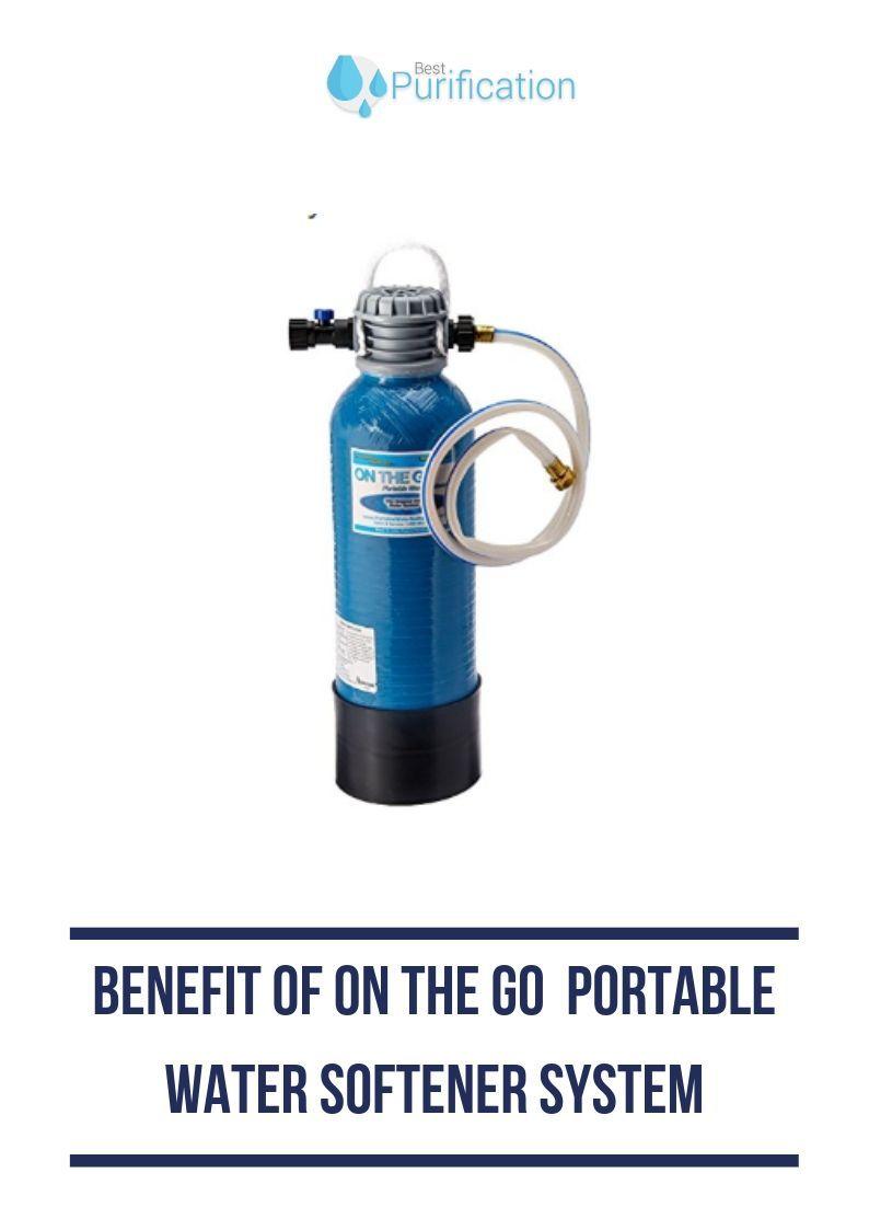 The Best Salt Based Water Softener For Your Rv Water Softener