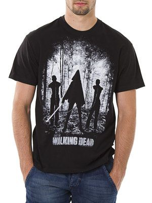 Saqueo puntada En otras palabras  CAMISETA THE WALKING DEAD | The walking dead, Camiseta, Walking dead