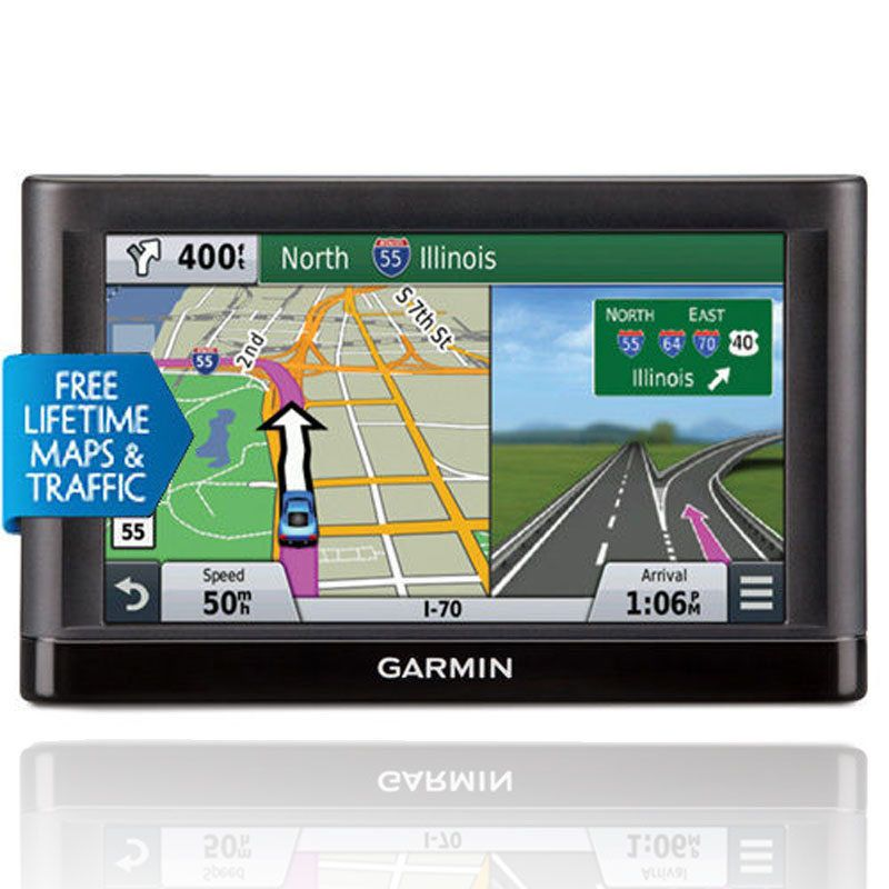 garmin nuvir 66 6 gps travel assistant with free lifetime maps includes traffic avoidance