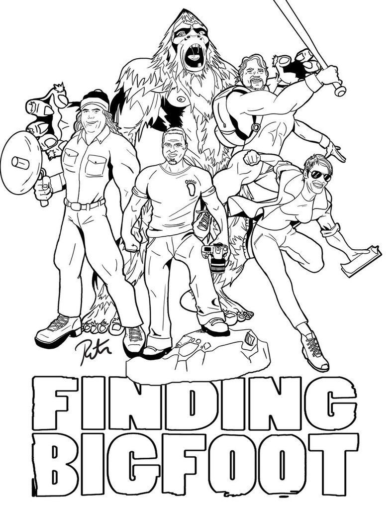 3 Coloring Pages Bigfoot Elmo Coloring Pages Coloring Pages Tinkerbell Coloring Pages