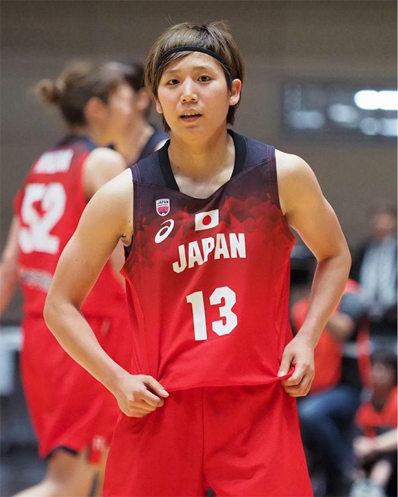 女子バスケットボール 富士通レッドウェーブ 町田瑠唯がかわいい 美人さん応援チャンネル 女子バスケットボール バスケットボール スポーツ女子