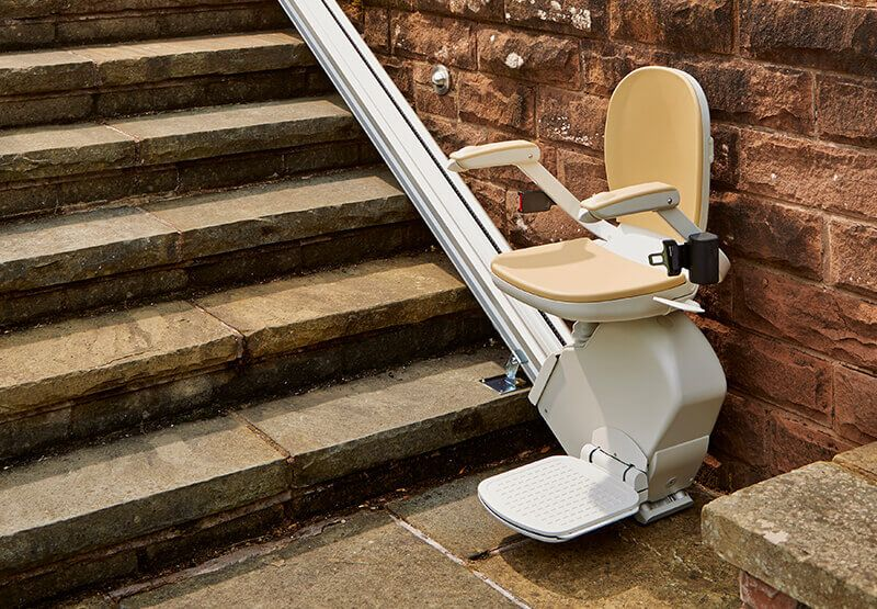 Best Outdoor Stairlifts Costs Installation Acorn 400 x 300