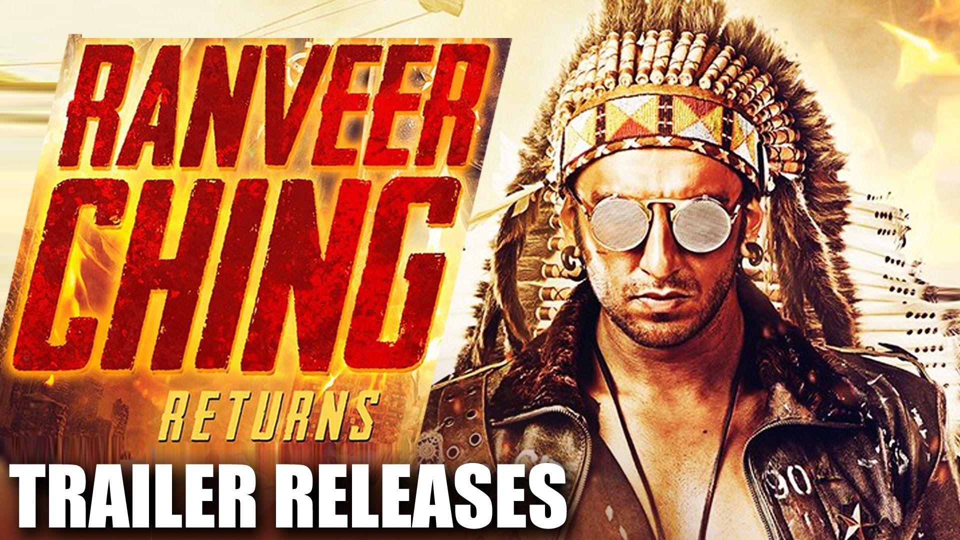 Ranveer Ching Returns Full Hd Trailer Hdvideo Trailer Ranveer Ching Returns Ranveer Singh Bollywood Songs Rohit Shetty