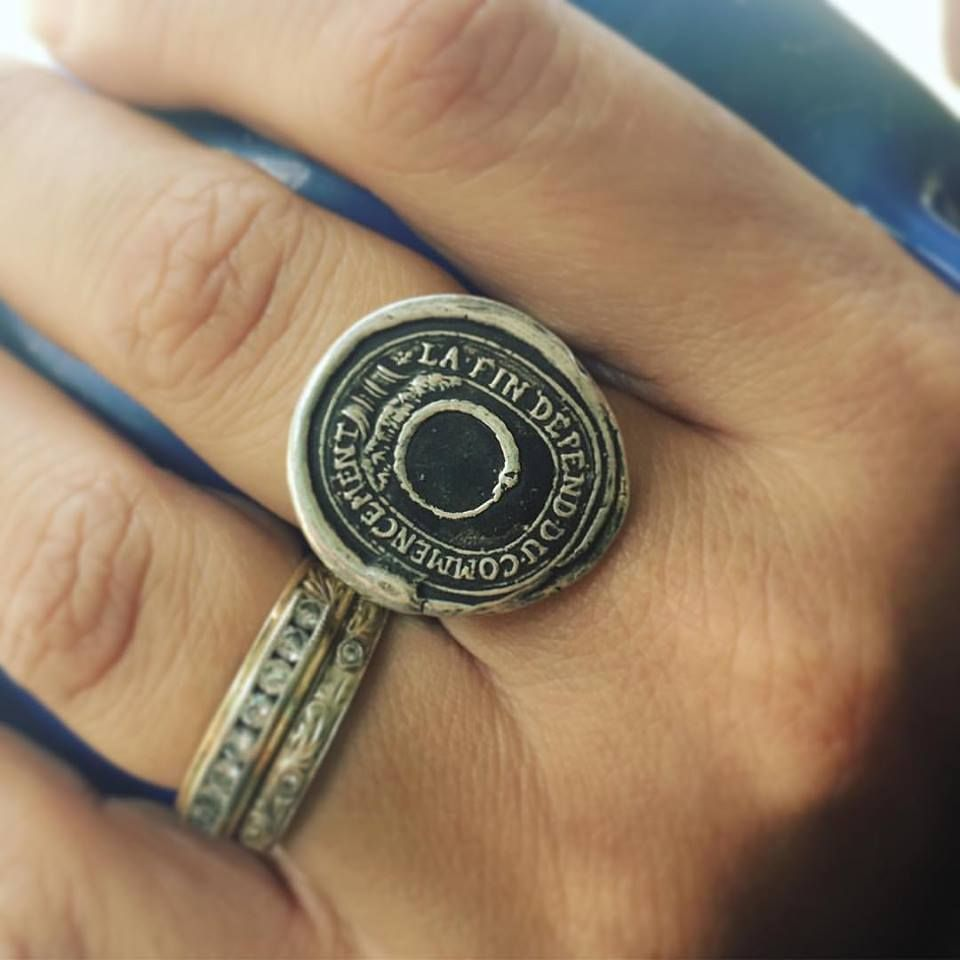 Pin by Hi Ho Silver on Available at Hi Ho Silver!   Class ring. Jewelry. Silver