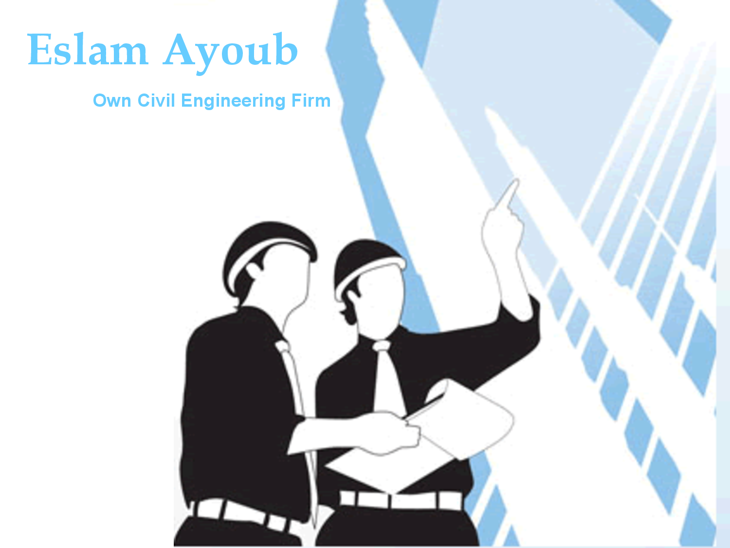 Eslam Ayoub has been an instrumental part of a team that