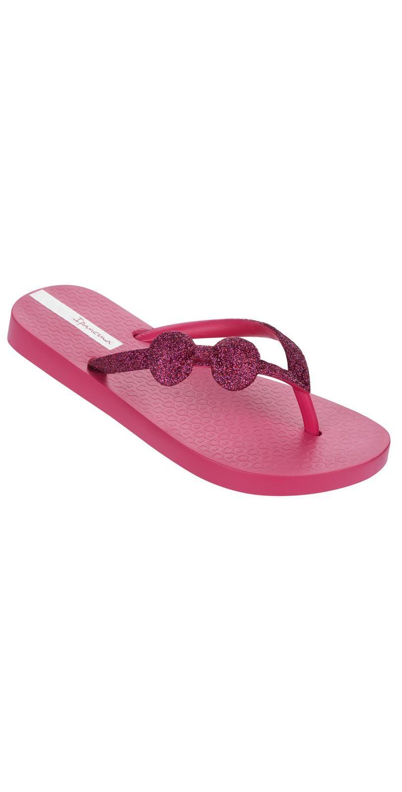 3d4e49d9dc68  iPanema Kid s Glitter Bow Fuschia  Sandal 81260-FUS  southbeachswimsuits