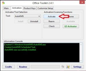 Activador Office Professional Plus 2013 Microsoft Toolkit Activar Office Windows Mandala Para Imprimir