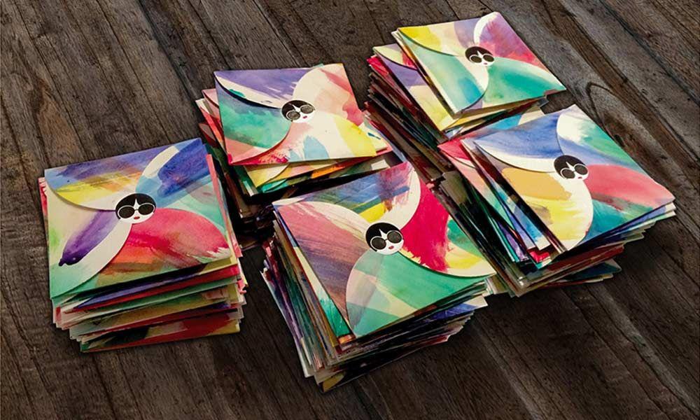 gift card design ideas