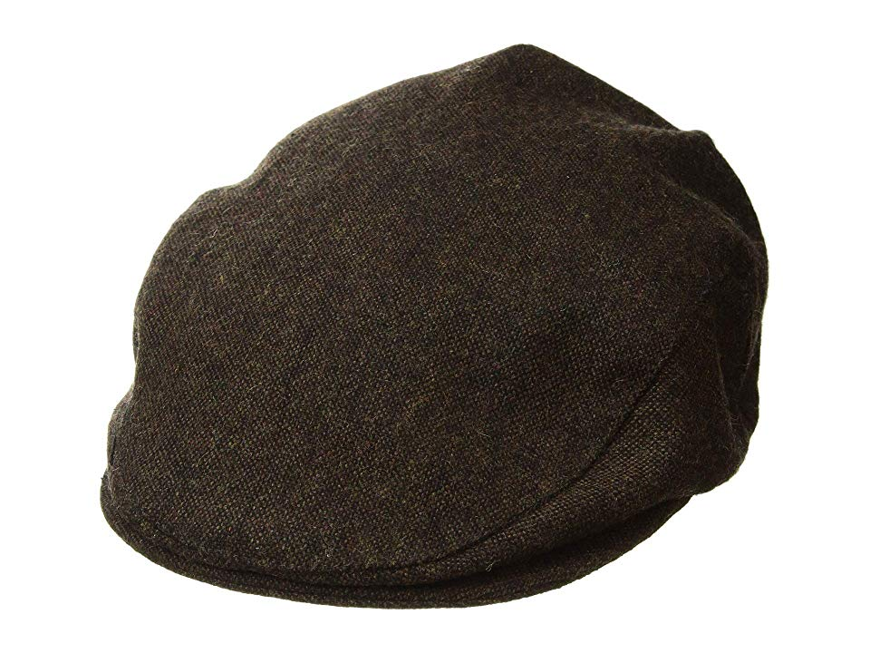 20db2a23560 Brixton Hooligan (Dark Brown) Traditional Hats. for more information about Brixton  hat sizing