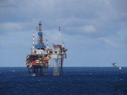 Arctic 30 oil platform begins first production.