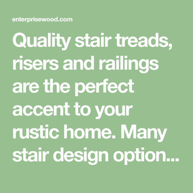 Best Quality Stair Treads Risers And Railings Are The Perfect 400 x 300