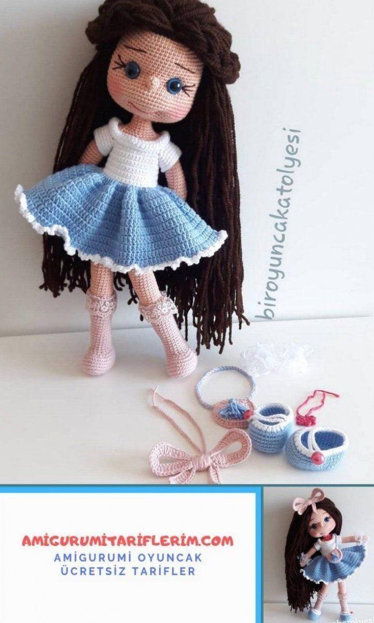 Amigurumi Olivia Doll Sonbahar-Amigurumi Olivia Doll Autumn ...   1230x738