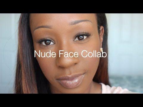 """""""Nude Face"""" COLLAB w/ Pocahontas_Nata - YouTube"""