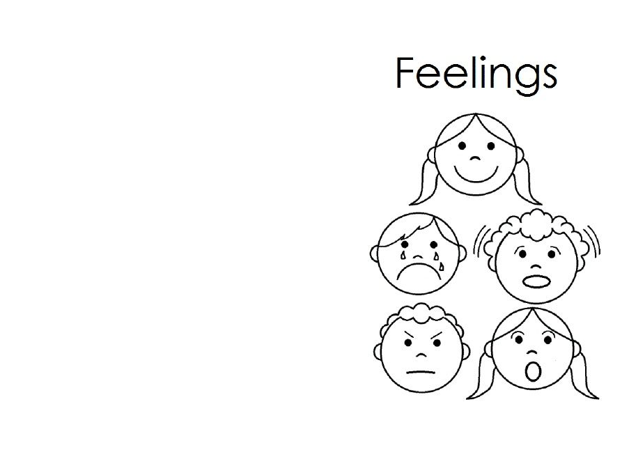 Feelings Book Login To Print Happy Face Drawing Super Coloring Pages Colors And Emotions