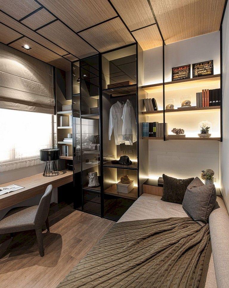 74+ Best  Cozy Apartment Studio Design  Decoration Ideas on A