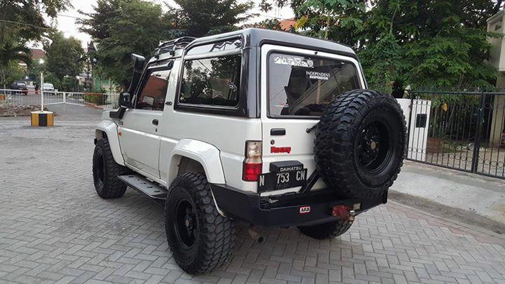 Daihatsu Rocky Jipclub Sby Ii Facebook Kendaraan