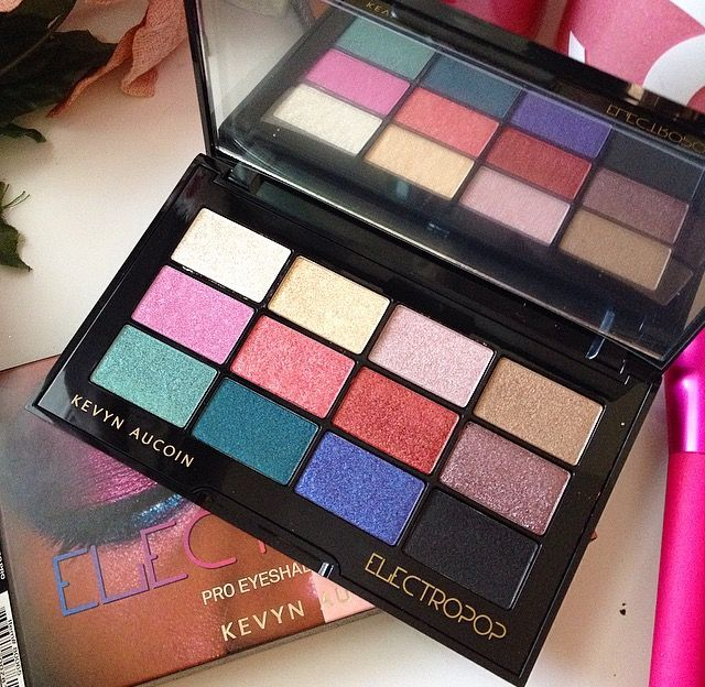 Electropop By Kevyn Aucoin One Of The Best Palette Releases