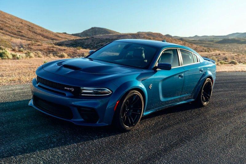 The 2020 Dodge Charger Srt Hellcat Makes Widebody The New Standard Charger Srt Hellcat Dodge Charger Srt Dodge Charger