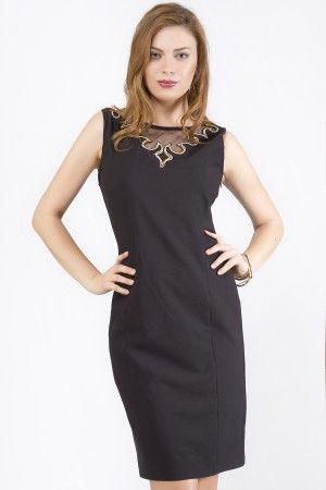 Önü Taşli Nakişli Elbise | Dresses | Pinterest
