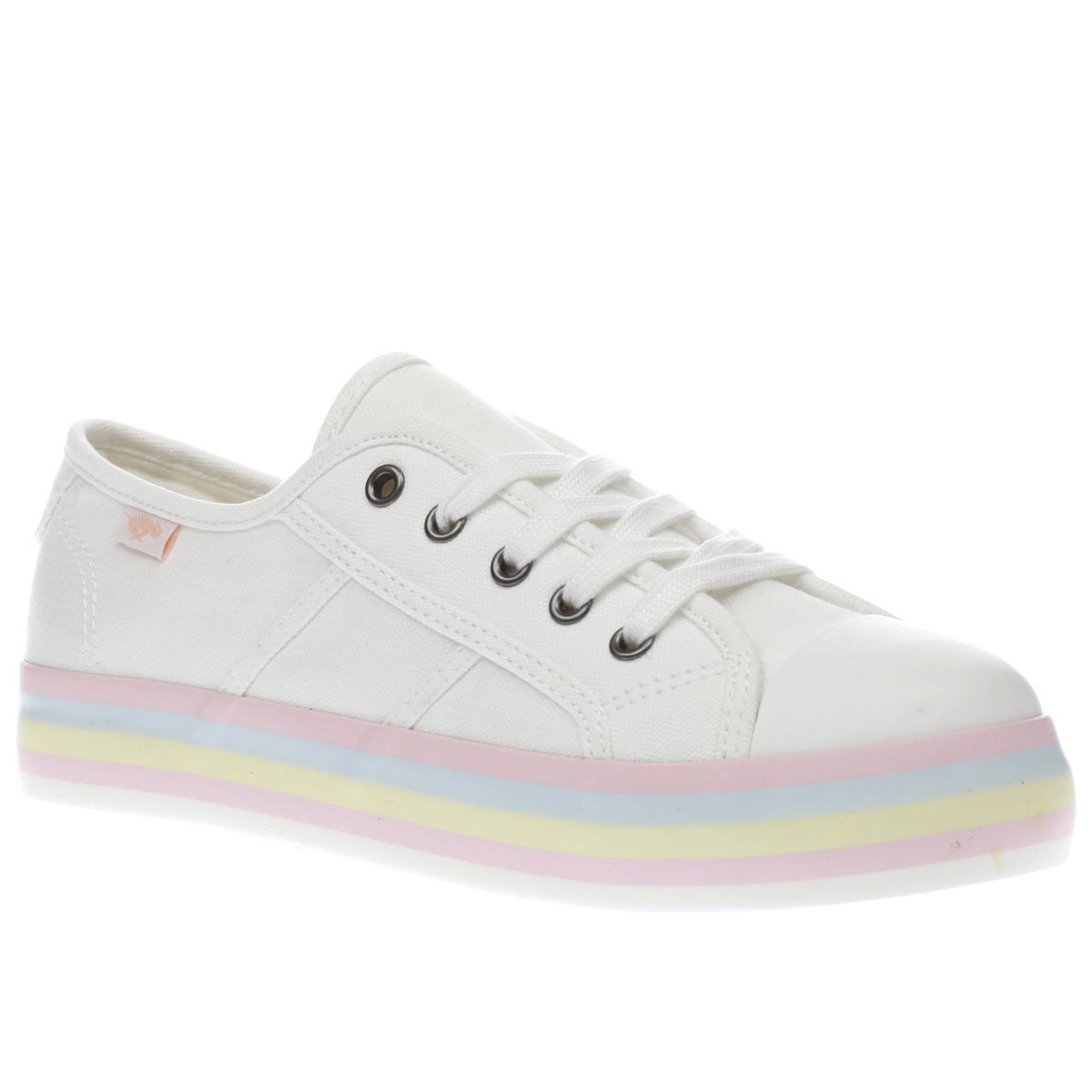Rainbow Dogs Women¡s Casual Shoes Sneakers Footwear Slip On Low Top Original