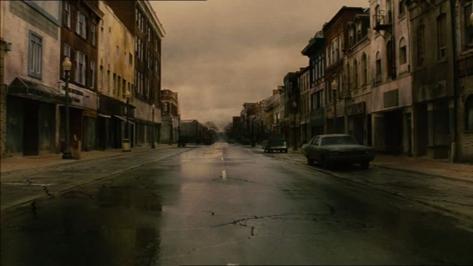 Silent Hill Movie 2006 Silent Hill Town Reality