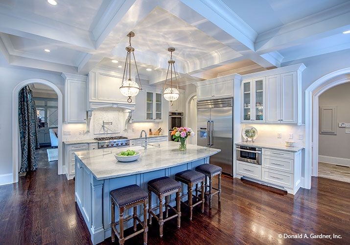 Top 10 house plan trends for 2016 carrera gourmet and Gourmet kitchen plans