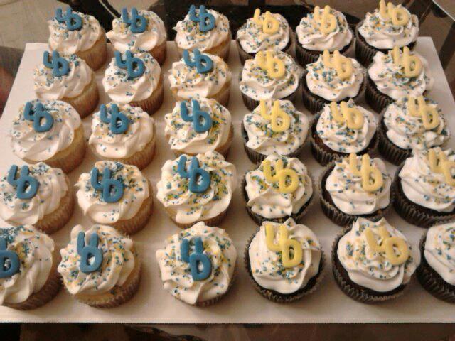 University Of Delaware Cupcakes Graduation Cakes Graduation