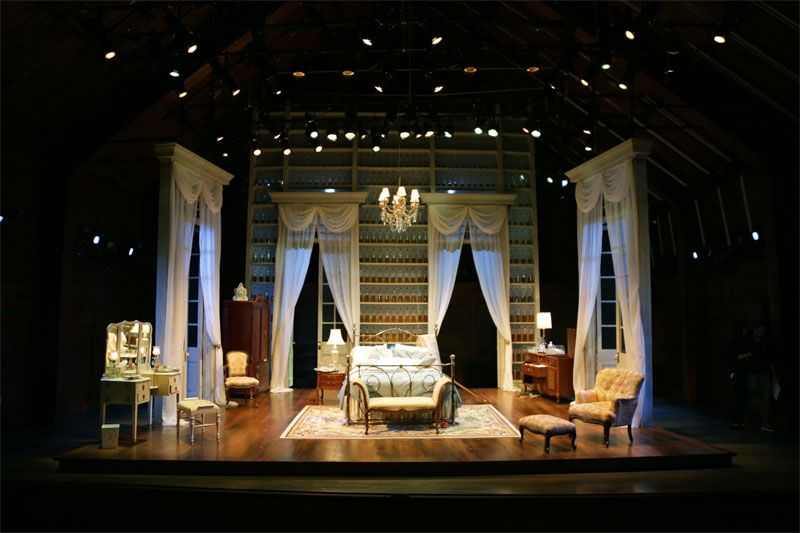 Cat On A Hot Tin Roof Scenic Design By Lee Savage