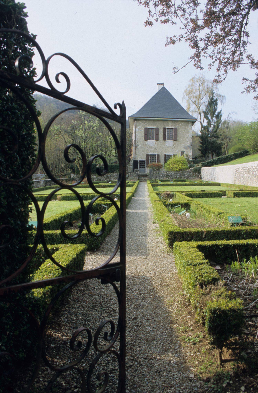 Les Charmettes Maison De Jean Jacques Rousseau Chambery Savoie France Les Charmettes Chambery Savoie