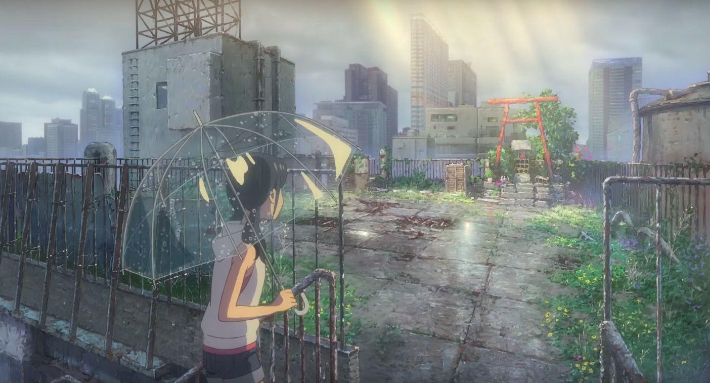 Pin by Nam dreams on Tin tức Anime Anime scenery, Cute