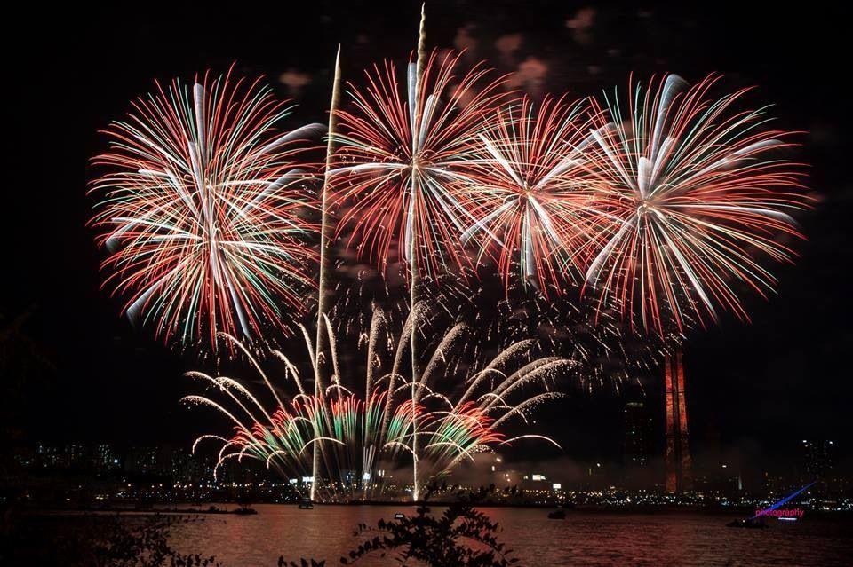 Seoul Fireworks Festival 2013