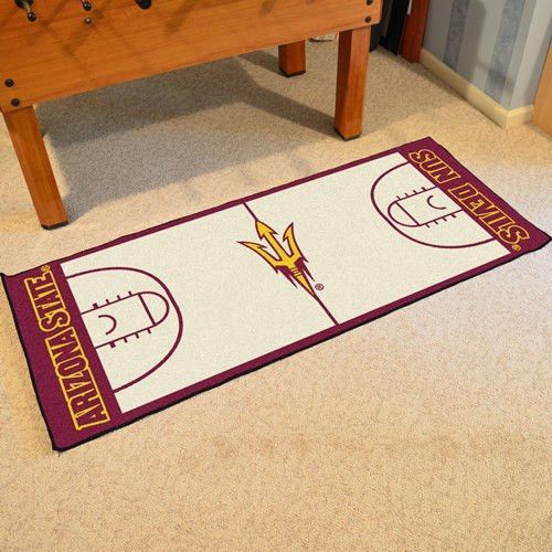 Arizona State University Basketball Court Runner
