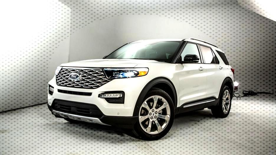2020 Ford Explorer is better in almost every way - Roadshow 2020 Ford Explorer