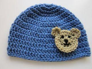 21536b24 finally a beanie embellishment idea for boys | crochet | Crochet ...